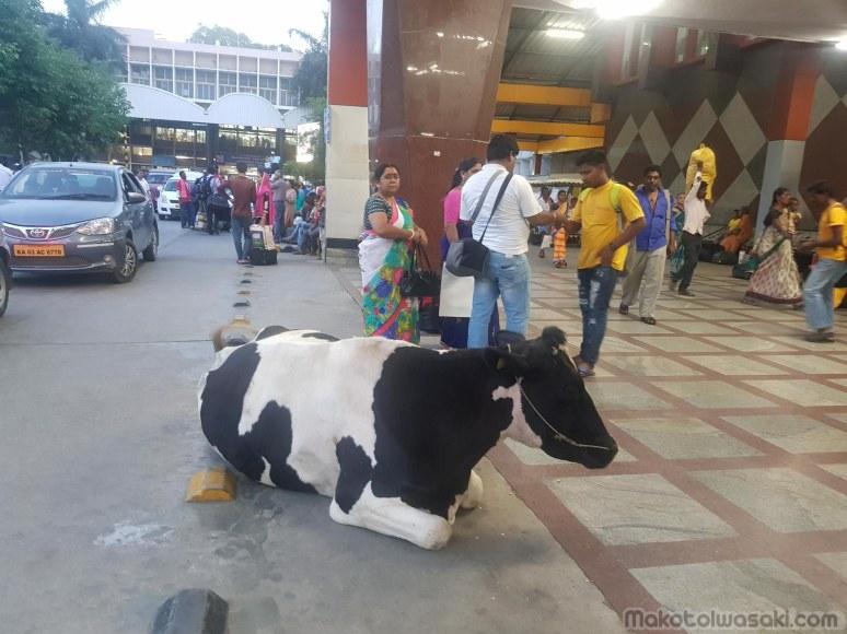 バンガロール駅
