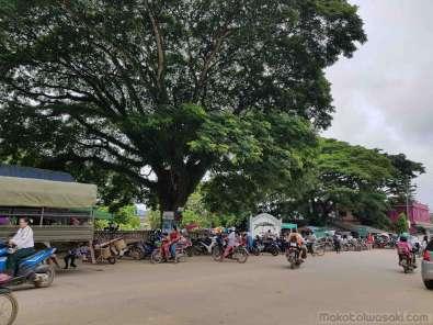 AISのケーブルがミャンマーに伸びる:タチレクへビザラン