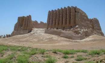 トルクメニスタンのマリ遺跡