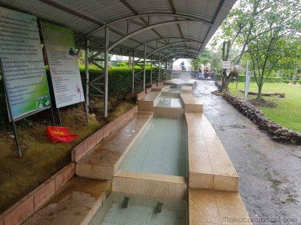 ツルツル度最高級のパトゥン温泉