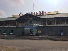 ニンビン駅