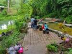シンコン温泉とクロンナムサイ湧水