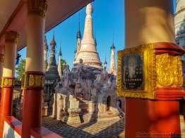 これも Golden Pagoda Buddhist Temple Singapore