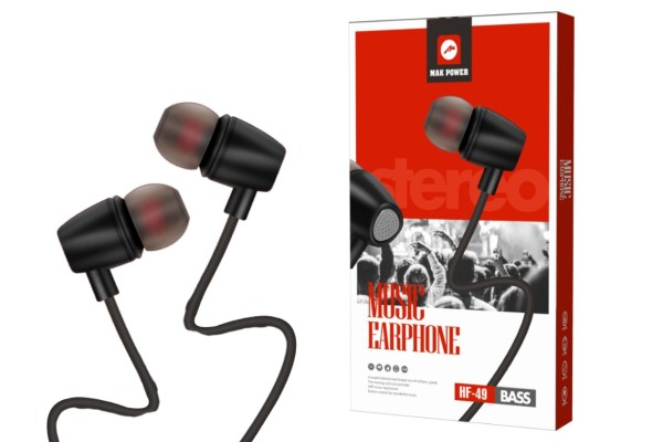 Mak Power Handsfree Eearphone HF 49