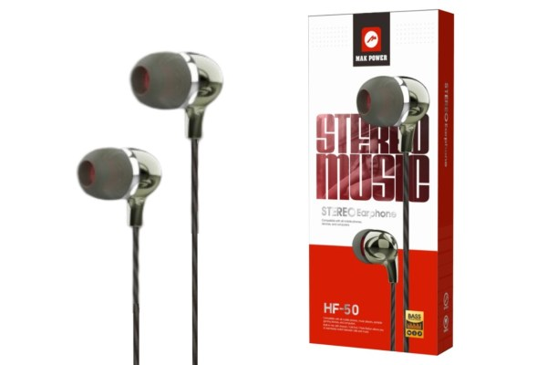 Mak Power Handsfree Earphone HF 50