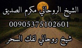 شيخ روحاني قوي جدا الشيخ 00905375102602
