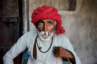 Steve McCurry, Rajasthan, India, 2010