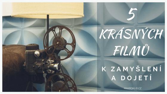 makroklid - seznam filmů k zamyšlení