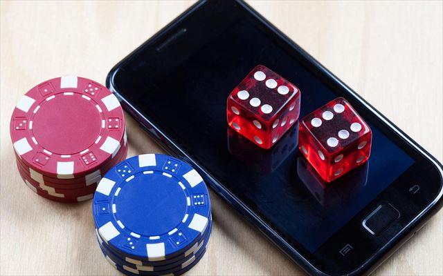 スマホでカジノ