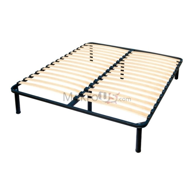 Mattress Foundation Queen Size Previous Metal The Legs
