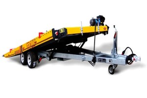 Autotrailer Model A 3000 kg 2 aksler TA-NO