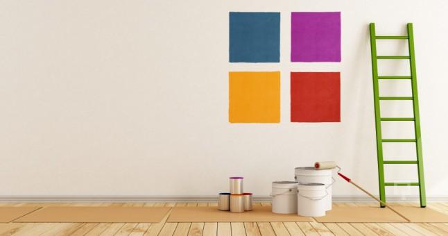 Duvar Rengi Seçerken Işığı Dikkate Alın!