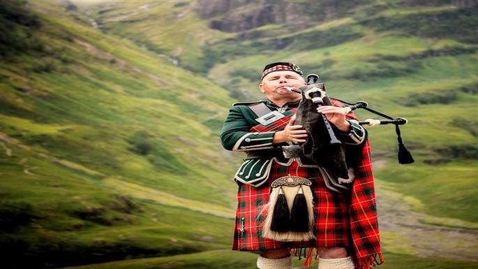 İskoçya Ve İskoç Eteği İle ilgili İlginç Olan Şey Nedir?