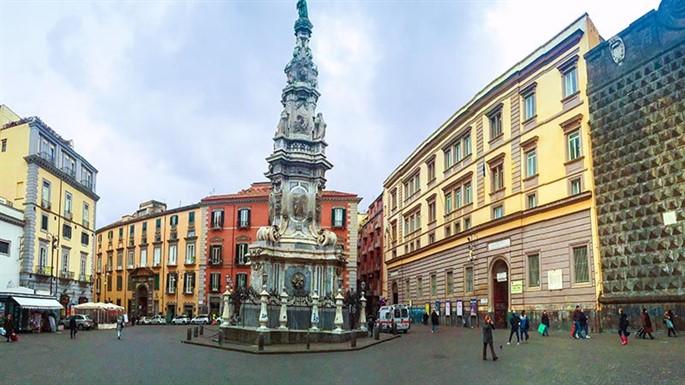 Napoli'de Gezilecek En İyi 10 Yer
