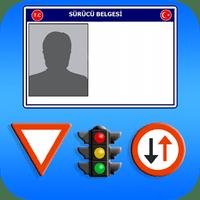 ehliyet uygulamasi logo