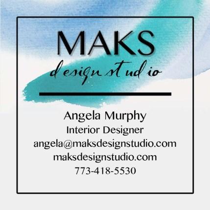 MAKS - business card3