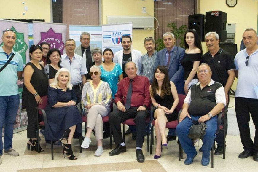 «Максуд навсегда»: в Израиле прошел вечер памяти азербайджанского писателя Максуда Ибрагимбекова