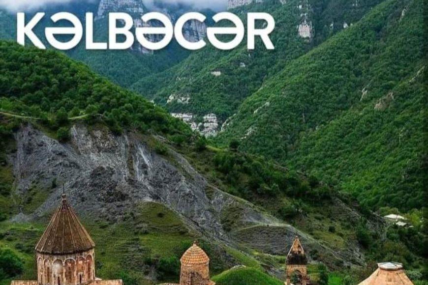 Освобожден Кельбаджарский район от оккупации!