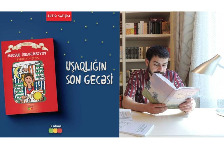 Онлайн-презентация сборника «Uşaqlığın son gecəsi»