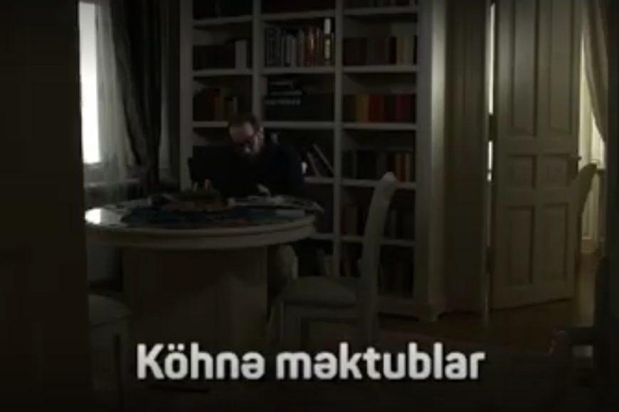 """Novruzmənsənisevirəm layihəsindən """"Köhnə məktublar"""" novellası"""