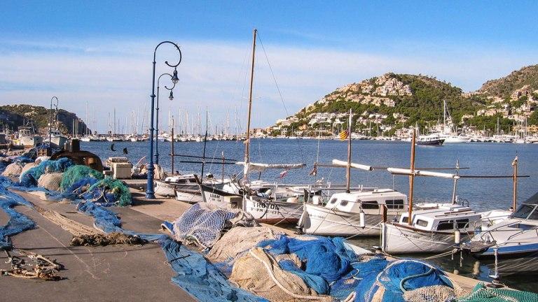 Puerto d & #039; Andratx