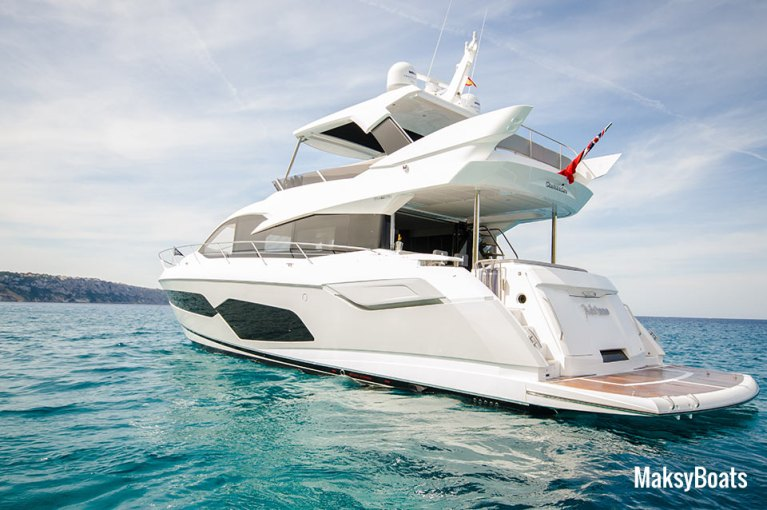 Luxury Yatch Agarimo Mallorca