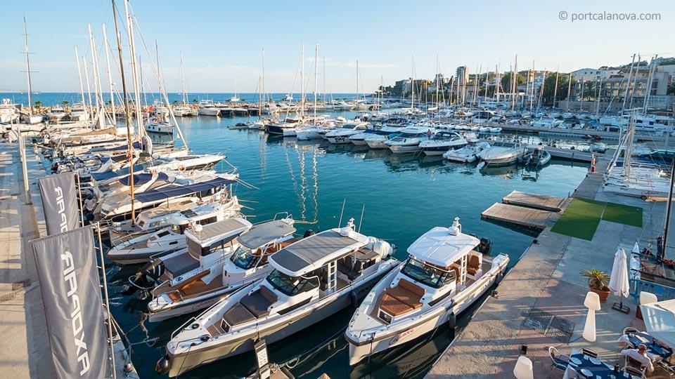 Cala Nova, Mallorca alquiler de barcos con MaksyBoats