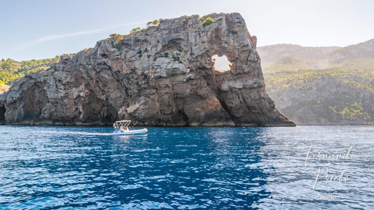 Sa Foradada boat trip, Mallorca