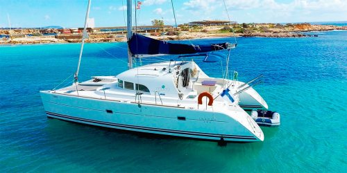 Lagoon 380 Yacht Charter in Port de Sóller