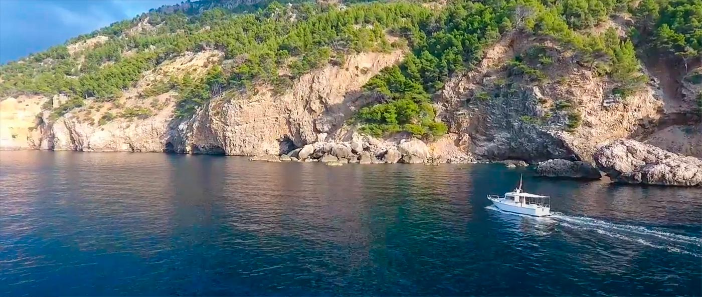 Mar Blu Private Boat Charter Mallorca