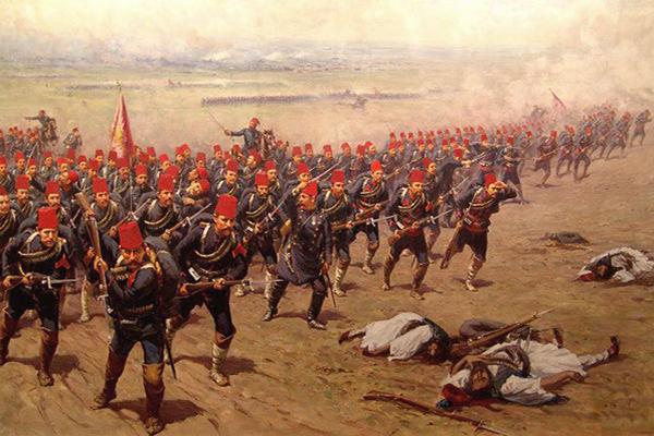 أقصر 10 حروب في تاريخ البشرية - المكتبة العامة