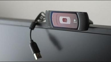 إصلاح مشاكل كاميرا الويب