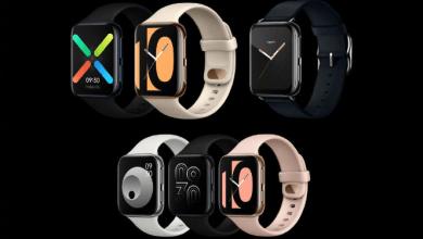 ساعة أوبو الذكية Oppo Watch
