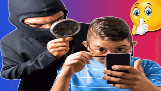 كيف تراقب هاتف أي شخص