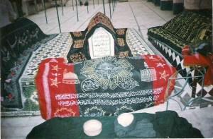 Hazrat Khwaja Sirajuddin Naqshbandi
