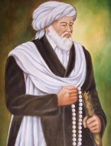 A portrait of Shaykh Yusuf al-Makassari