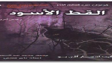 Photo of كتاب القط الأسود وقصص أخرى إدغار آلان بو PDF