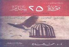 Photo of كتاب ثورة 25 يناير وكسر حاجز الخوف محمد عمارة PDF