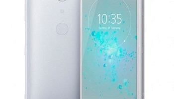 Sony Xperia XZ2 images and specs leaked, to feature 18:9