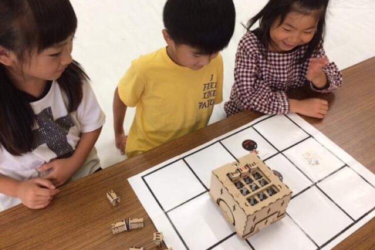【幼児・小学生向け】プログラミング・STEM教育体験ワークショップ 開催決定!
