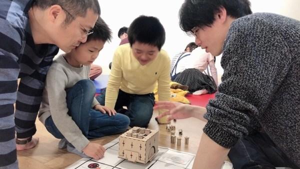 62名の親子が「STEM教育体験ワークショップ」参加 🤖<BR>4/14・19 STEM CAMP 開催レポート✨