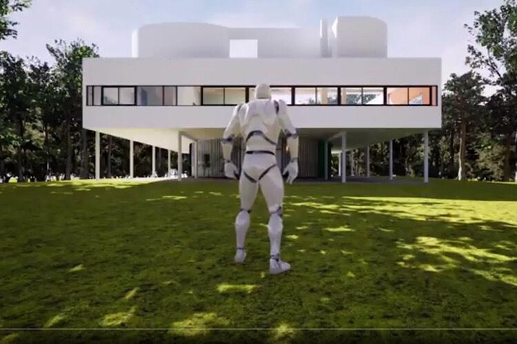 【新VR追加】<BR> STEM CAMP  VR体験 ツアー「サヴォア邸」