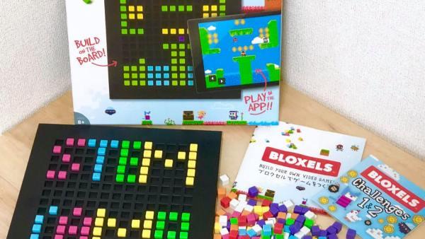 STEM CAMP ツールのご紹介<BR>BLOXEL 〜ブロクセル〜 🤖