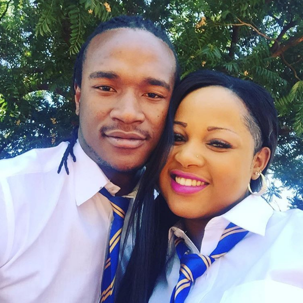 Jah Prayzah and Eriza