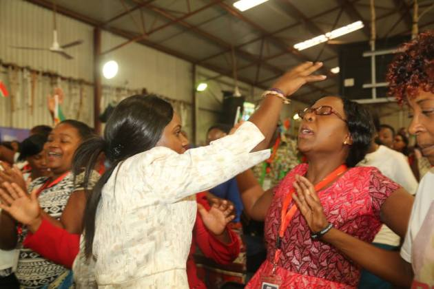 Prophet Magaya's wife, the new PROPHETESS on the BLOCK - SEE PHOTOS