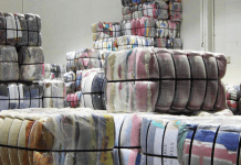 BALES OF CLOTH