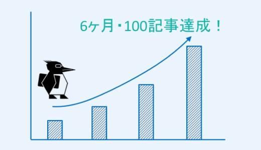 ブログを100記事書いて分かった、月間1万PV以上・1万円以上の収益を稼ぐのに大切な4つのこと