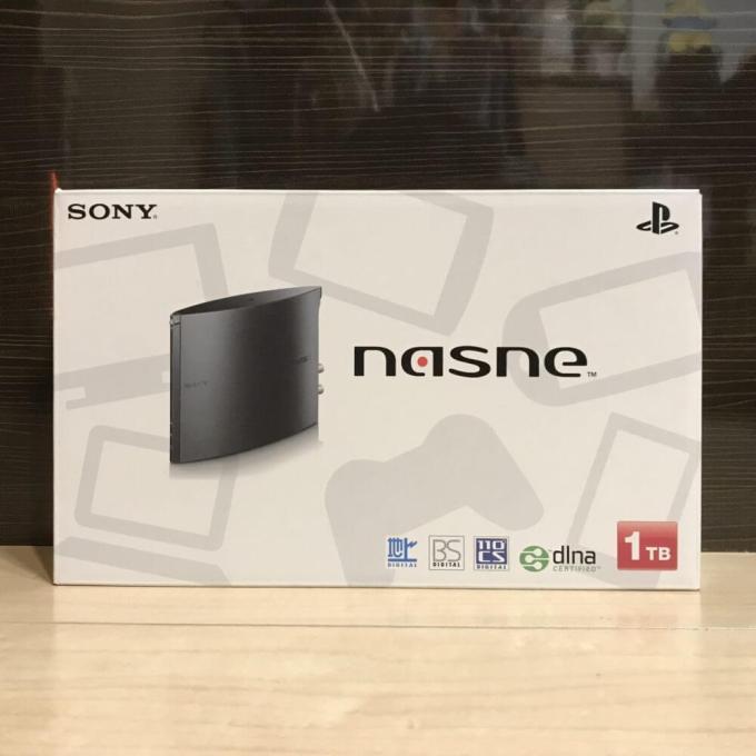 PS3・PS4の周辺機器(ネットワークレコーダー)であるnasne(ナスネ)
