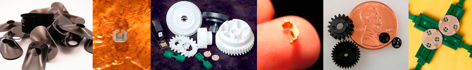 Electronic and Office Automation Micro Injection Molded Parts