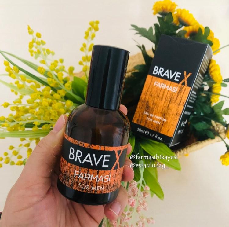 Farmasi-Brave-X-Parfum